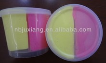 double color Bouncing putty/Jumping clay/air clay