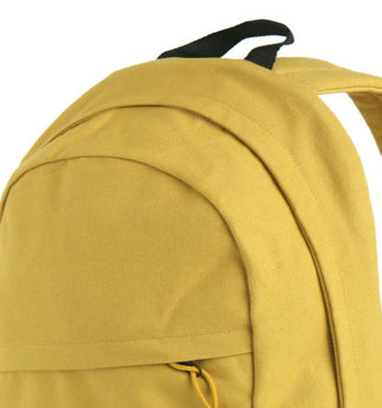 Yellow Mini Student School Backpack Manufacturer