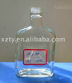200ml clear wine bottle