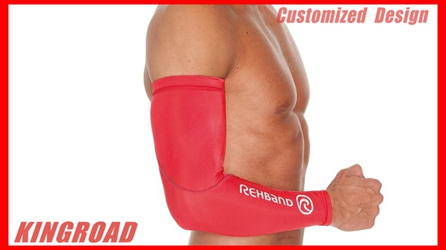 2014 Custom Safety Arm Sleeves, Wholesale Sportswear, Free Design
