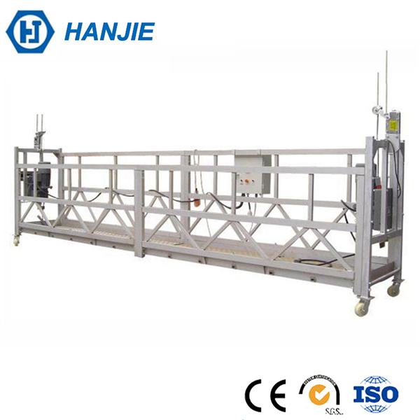 HANJIE ZLP630 elevated work platform/hydraulic work platforms/portable lift platform