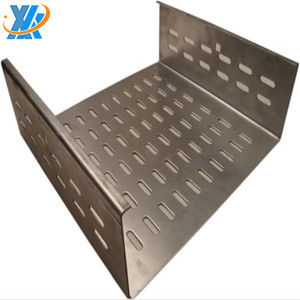 outdoor perforated ss316 metal raceway cable tray with factory price