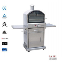 Outdoor Pizza Gas Bakery Oven