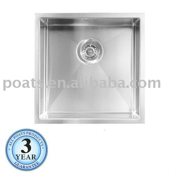 Factory directly undermount double bowl kitchen sink of POATS