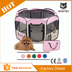 Oxford Dog Playpen Foldable Pet Fence