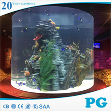 PG High Standard Custom Fish Tank Acrylic Aquarium Haiyang