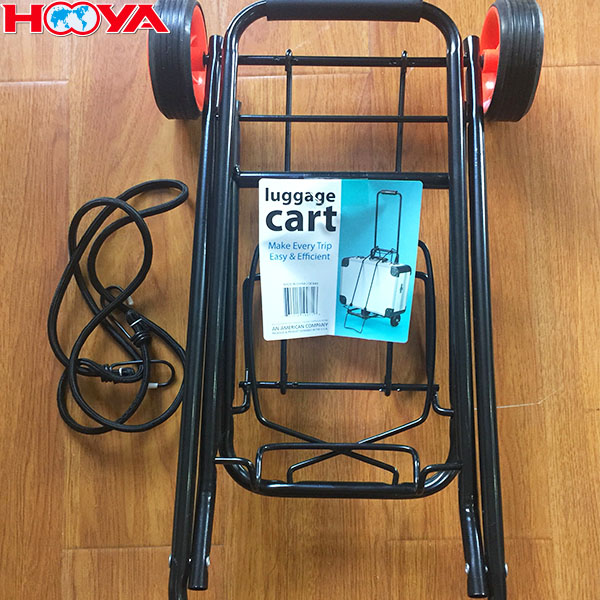 Portable Folding Foldable Hand trolley / LightWeight small Shopping luggage cart