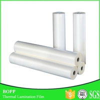 Customized thermal lamination bopp film roll