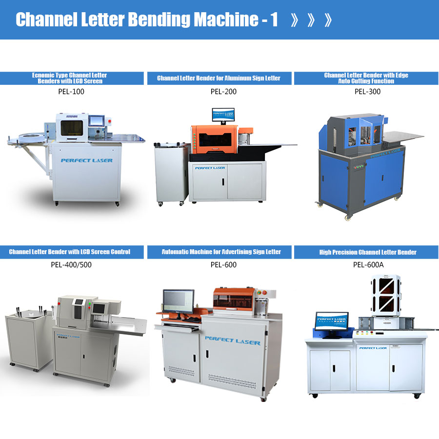 Sheet Metal Bending Machine Price 3D Channel Letter Bending Machine