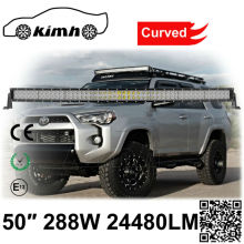RoHs, CE, IP67 Certified Car Accessories 50 Inch 4wd cars led light bar