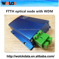 2015 FTTH mini optical receiver (fiber to cable convertor)