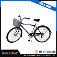Single Speed Fixed Gear Bike from China OEM Wholesale Road bike colorful city bike