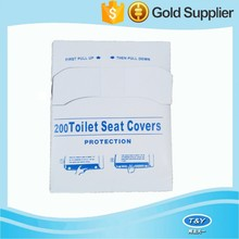 1/4 fold intelligent toilet seat cover paper disposable machine