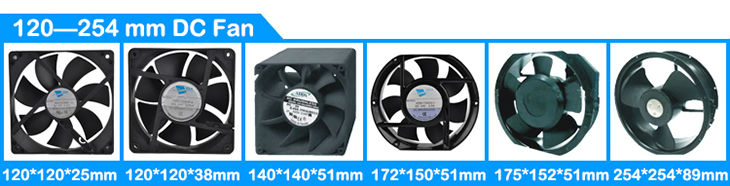 Mini fan dc cooling fan 40x40x10 40mm 5v fan
