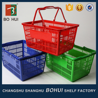 Wholesale /Plastic Hanging /Shopping Baskets for Sale