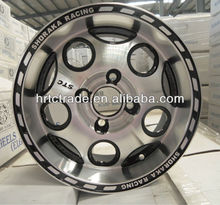 13 inch racing car wheel