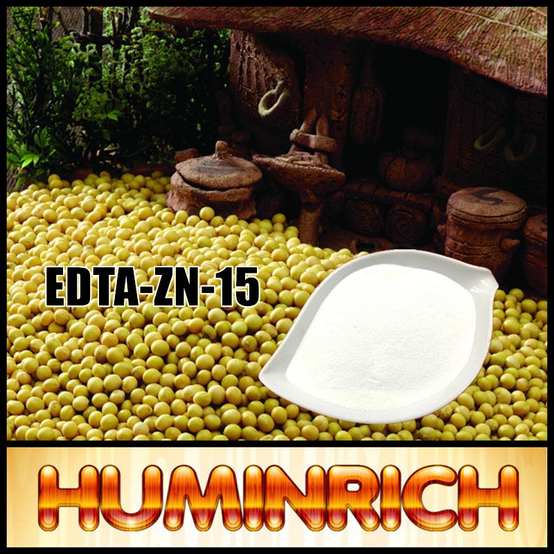 Huminrich Fertilizer Edta Micronutrient Chelated Zinc