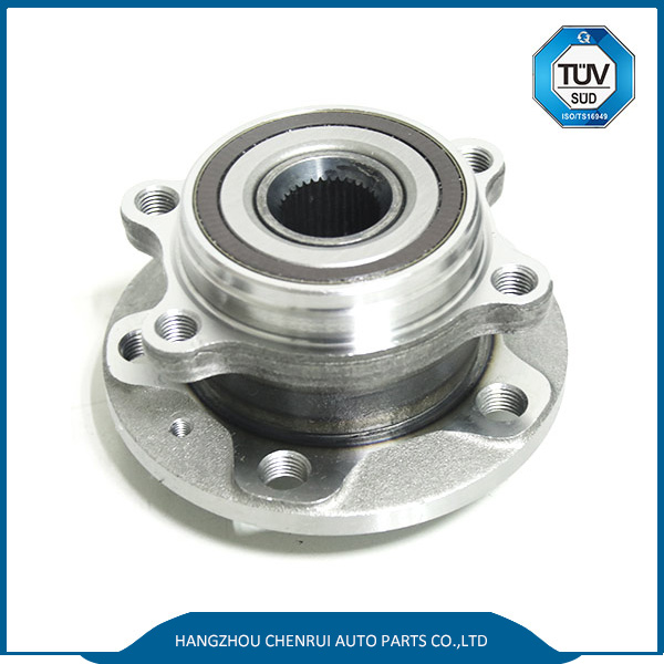 Auto rear axle parts of wheel hub bearing for German car