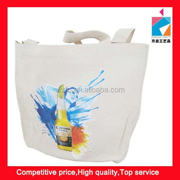 Durable Promotion Organic Cotton Bag
