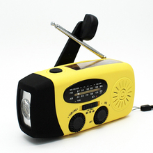 factory rechargeable led camping lights am fm radio