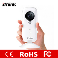 One key sound wave binding wifi smart camera,security H.264 mini ip camera
