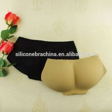 real touch buttock panty cheap push up hip foam buttock