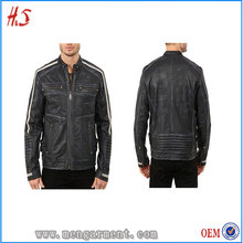 2016 Most Popullar Men LeatherJacket From Wholesale Chinese Manufacturer