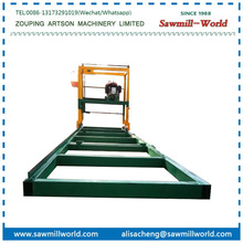 Portable Large Gasoline Chain Saw Machine For Timber cutting