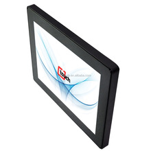 15 inch LCD panel / resistive/PCAP/SAW/IR touch screen ATM LCD panel /controller board with VGA