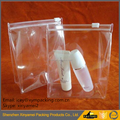 High quality eco-friendly new design clear pvc cosmetic pouch for promotion