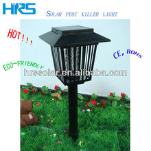 Effective Electronic Safe Household Photocatalyst Mosquito Killer