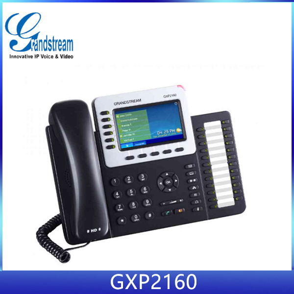 Grandstream Big Button VoIP Telephone GXP2160