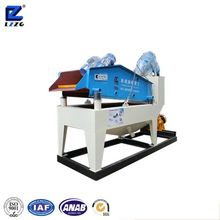 China Professional Manufacturer Cyclone Sand Separator With PU Screen