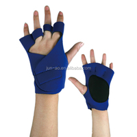 boxing gloves with many colors fitness gloves