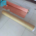 Copper Mesh EMF Shielding Mesh Fabric