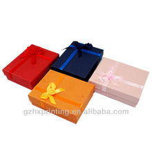 100% Factory Price Paper Ring Box for Jewellery Collection