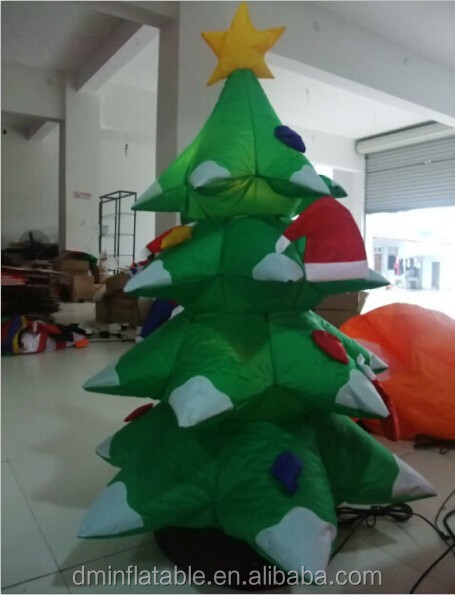 2014 giant christmas tree inflatable for sale