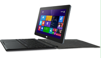 10.6 Inch cube i10 Tablet PC-Atom BayTrail-T Z3735G with leather keyboard