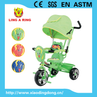 2015 SIMPLE HIGH QUALITY BABY TRICYCLE/KID'S TRICYCLE/CHILDREN TRIKE WITH CANOPY