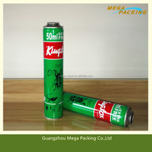 Hot sale empty Aerosol packing Cans for insecticide spray/incect keller/personal care
