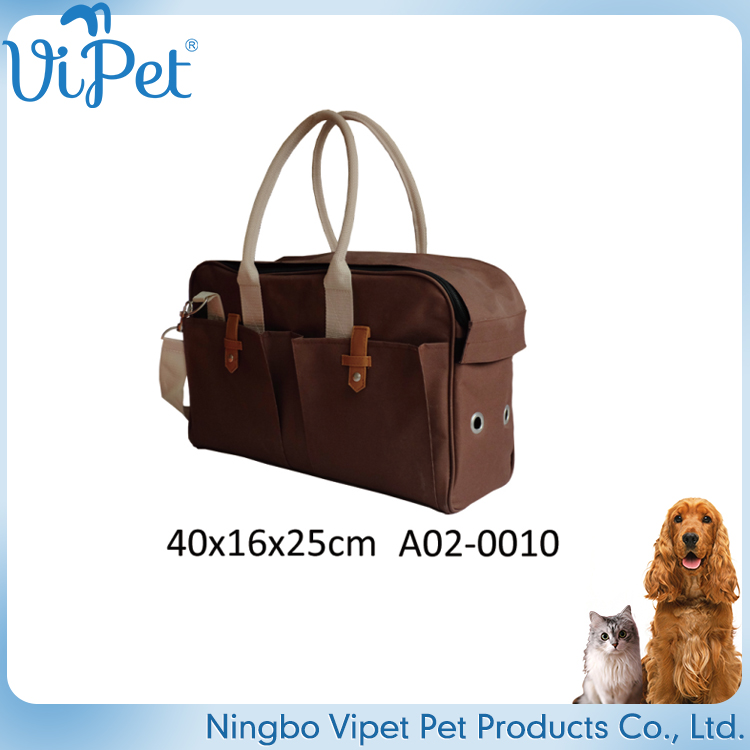 wholesale high quality health pet cat dog carrier bag