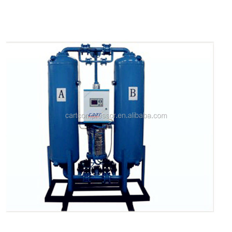 110Nm3/min Heatless Adsorption compressed Air Dryer