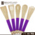5Pc Silicone Heat Resistant Kitchen Cooking Utensils Non-Stick Baking Tool