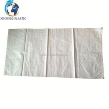 Good plastic pp woven sack bag of maize 25/50/100 kg