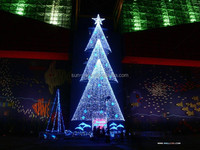 Garden/holiday Decor 2016 Newest Design Led Wireless Christmas Tree Lights Big Christmas Tree