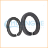 Factory price sales customized plain finished spring washers