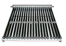 CE Approved 20 Tubes Compact Pressurized Heat Pipe Vacuum Tube Solar Thermal Panel Price For Hot Water