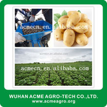 Easy operated small fram machine of Potato Seeder/potato planting sowing machine/potato planter