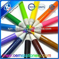 New product colored pencil glitter color pencil