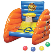 mini indoor shooting inflatable basketball game